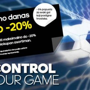 Adidas – Control your game