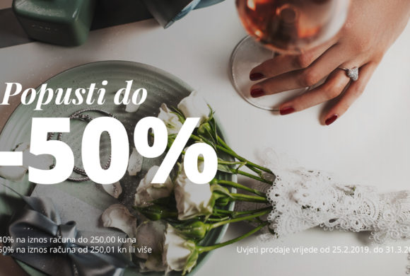 Silver for you – Popusti do 50%