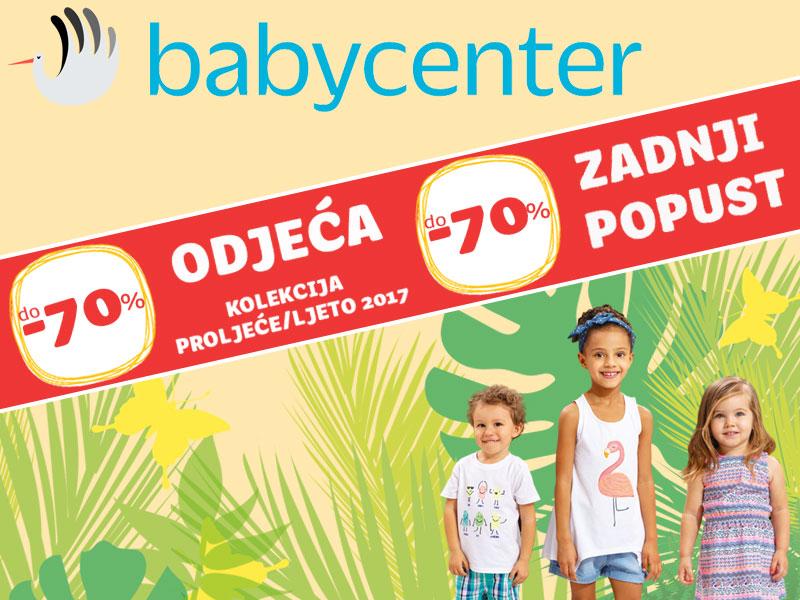 babycenter - Top Outlet Park Dugopolje